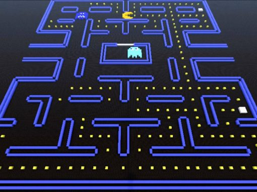 Path Finding for Pacman